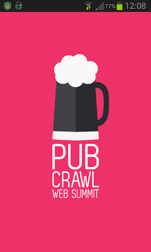 Pub Crawl Web Summit