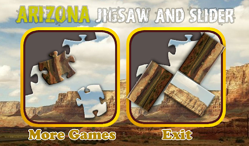 Arizona Jigsaw and Slider