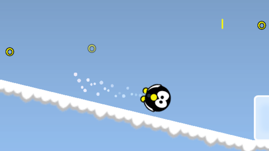 Penguin Roll Free- screenshot thumbnail