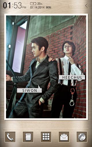[SSKIN] Super Junior Chasing 1