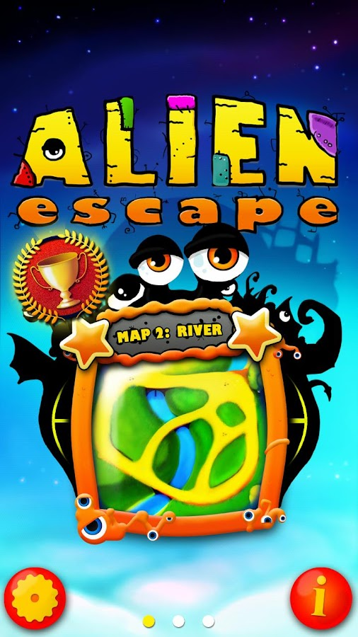 Alien Escape TD - screenshot