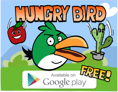 Hungry Bird - screenshot thumbnail