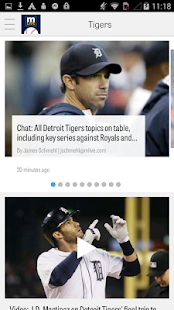 MLive.com: Detroit Tigers News- screenshot thumbnail