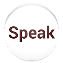 Text to speech icon