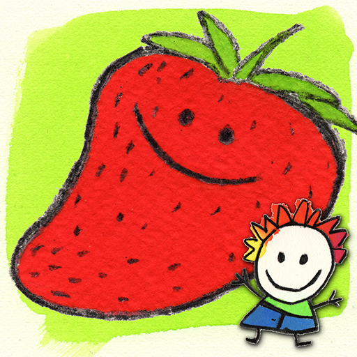 Toni's Fruit&Vegetable Puzzle 教育 App LOGO-APP試玩