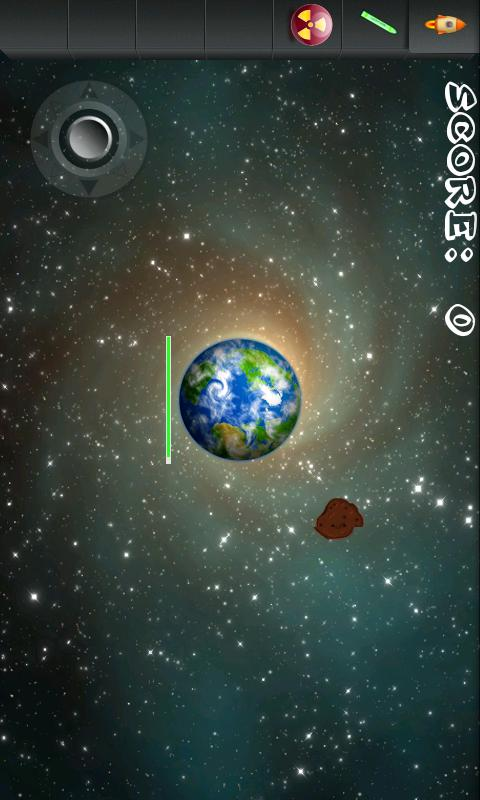 EarthDefence- screenshot