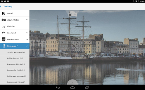 Cherbourg Cotentin Tour - screenshot thumbnail