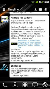 APW Widgets Screenshot