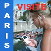 Paris Visit MP3 video tours