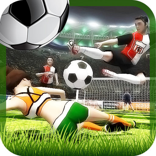 Ball Soccer (Flick Football) Android APK Download Free By Hothead Games