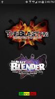 Screenshot of TheBlast.FM