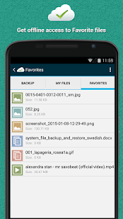 Right Backup Anywhere- screenshot thumbnail