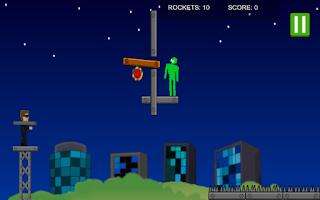 Screenshot of Alien Bazooka Demo