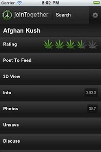 Weed Strains 3D+ joinTogether - screenshot thumbnail