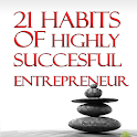 21 Best Entrepreneurial Habits icon