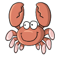 Crab On The Beach logo