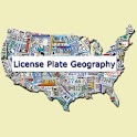 License Plate Geography logo