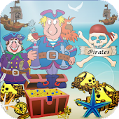 Escape the pirates - for kids