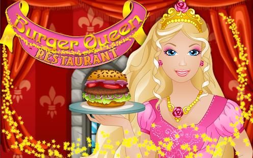 Burger Restaurant Cooking Game 家庭片 App-癮科技App