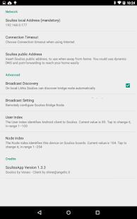 SoulissApp - Arduino SmartHome - screenshot thumbnail