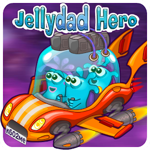 JellyDad Hero for PC and MAC
