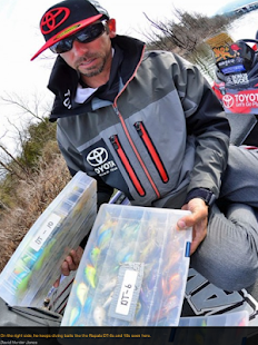 Bassmaster News- screenshot thumbnail