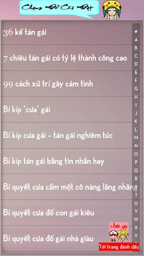 Nghe Thuat Lam Quen Ban Gai