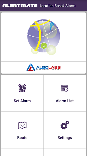 AlertMate - Location Alarm