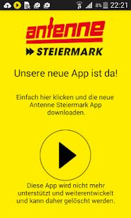Alte Antenne Steiermark App - screenshot thumbnail