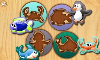Screenshot of My First Kids Puzzles Lite