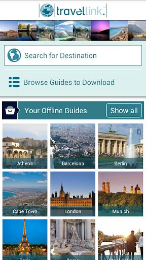 Travellink Offline Guides