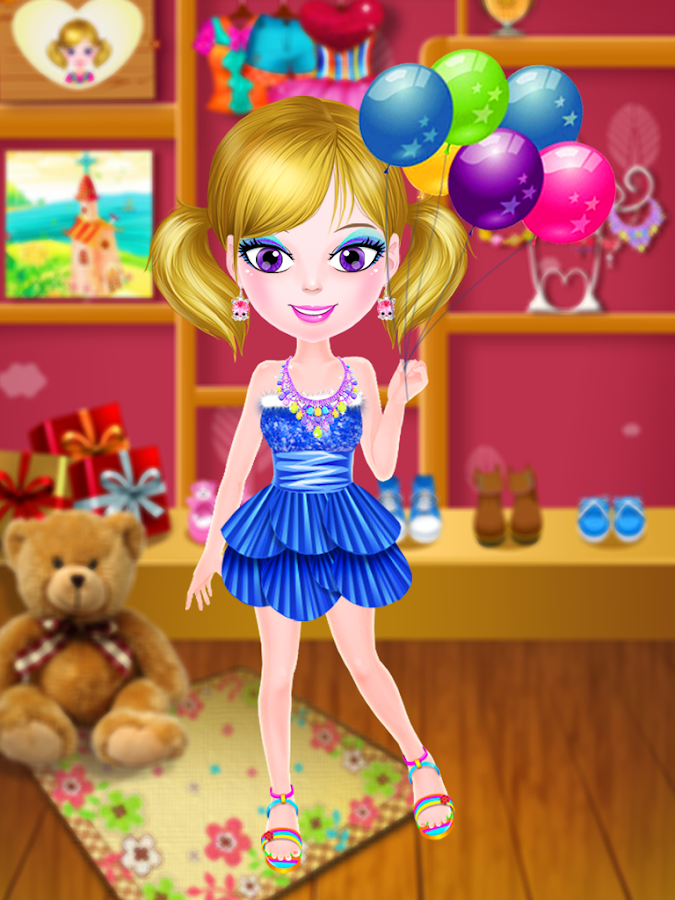 Little Princess Salon - Aplicaciones de Android en Google Play