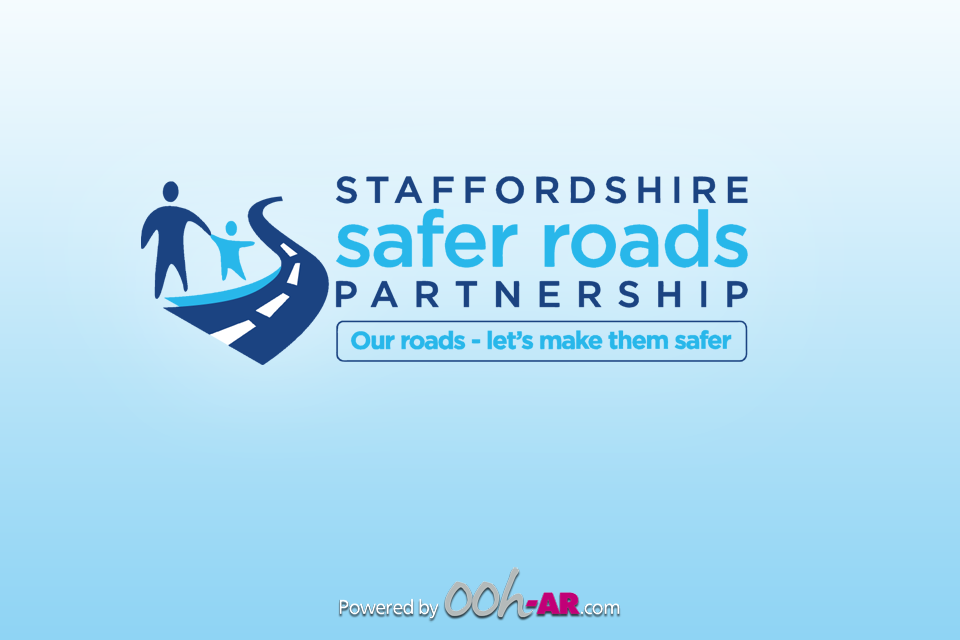 Staffs Safer Roads AR- screenshot