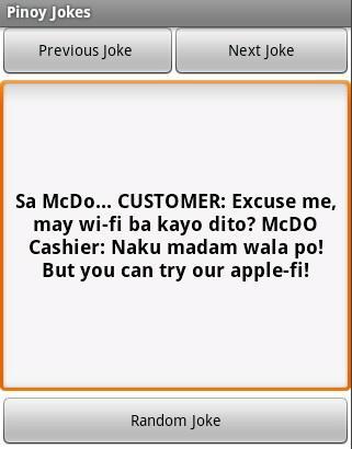 Pinoy Jokes 1 0 Apk, Free Books & Reference Application