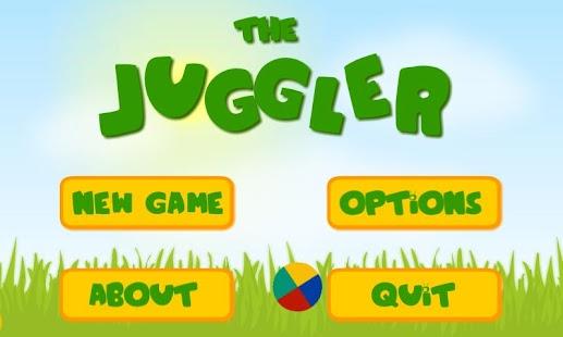Juggler - screenshot thumbnail
