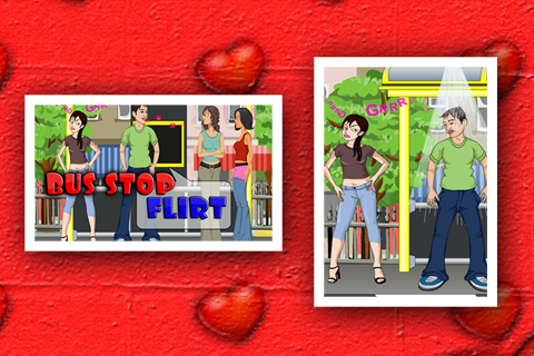 Bus Stop Flirt- screenshot