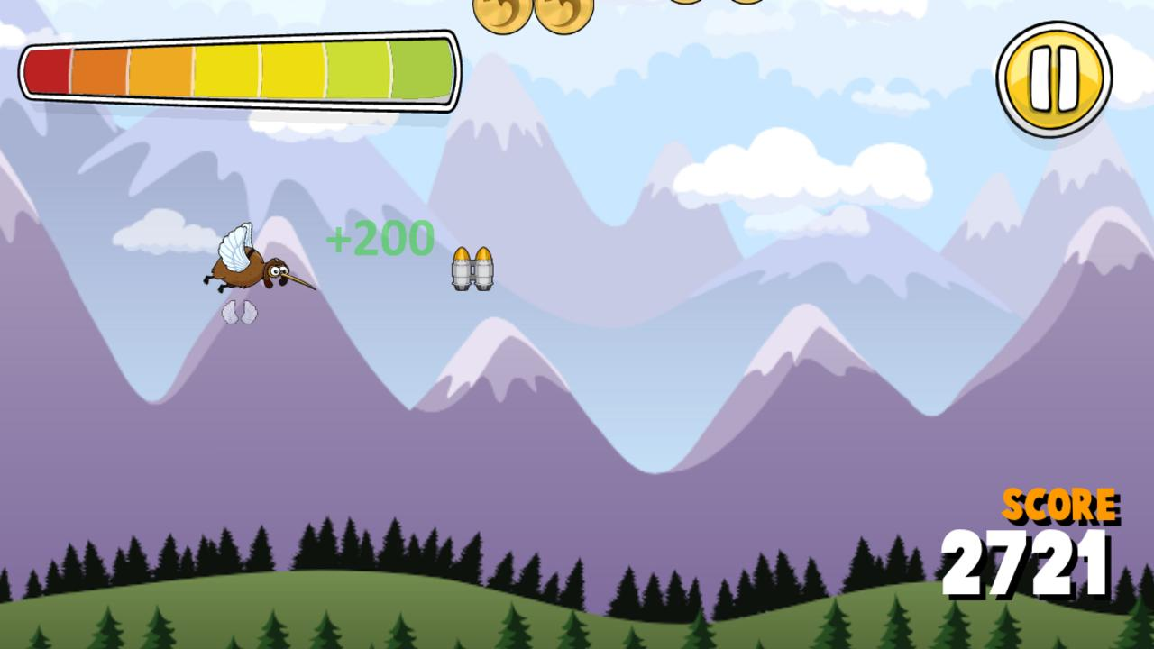 Ariel Air's Flying Adventure - screenshot