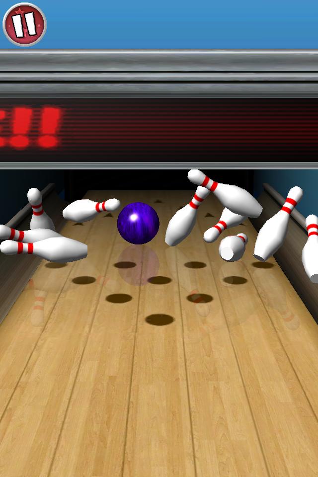 Spin Master Bowling screenshot #3