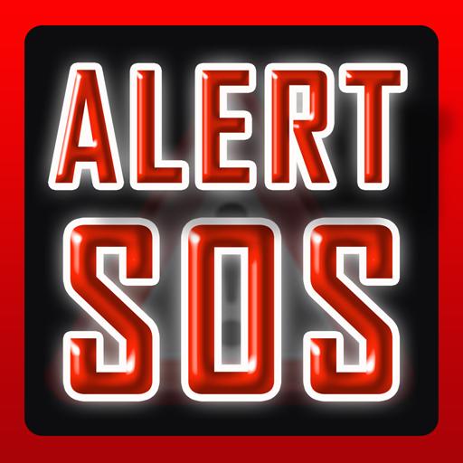 Alert SOS LOGO-APP點子