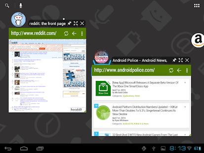 Hover Browser - screenshot thumbnail