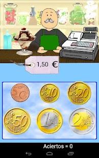 Aprende a Contar Dinero(Euros): miniatura de captura de pantalla