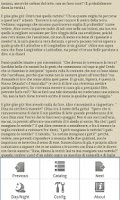 Screenshot of Scioglilingua italiani