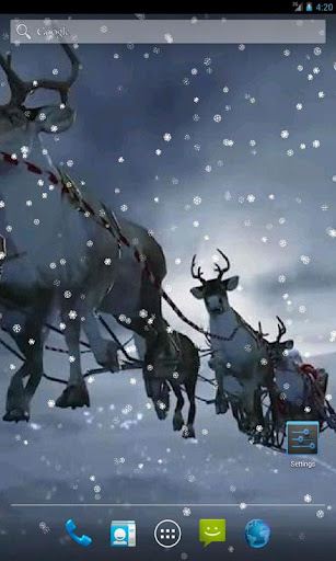 圣诞节1动态壁纸