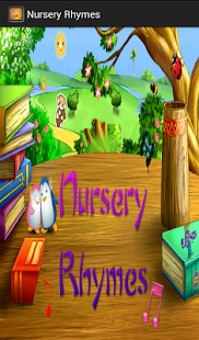 Preschoolers Nursery Rhymes