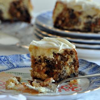 Cheesecake Factory Carrot Cake Cheesecake.