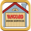 Vanguard Door Services logo