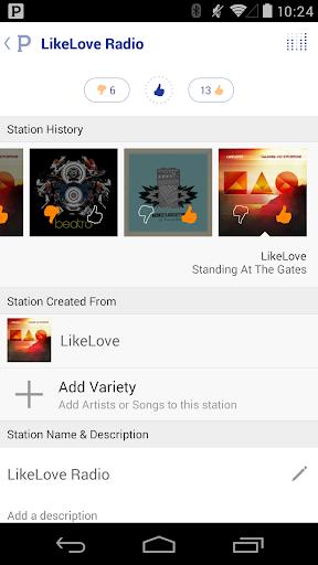 Pandora® Radio