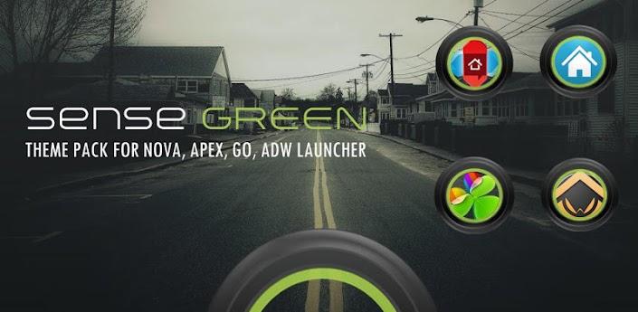 Sense Green Theme Pack