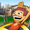 3D Rollercoaster Rush NewYork APK