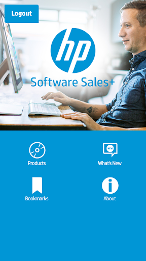 HP Software Sales+